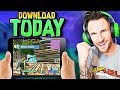 Mobile Fortnite DOWNLOAD TODAY!! iOS / Android Info
