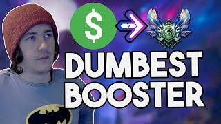 100+ BOOSTED ACCOUNTS CAUGHT - THE DUMBEST BOOSTER YET - BOOST BUSTERS