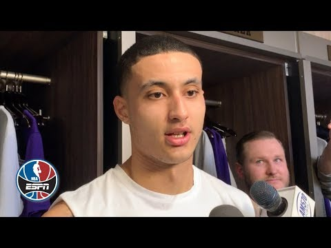 Lakers Kyle Kuzma not surprised by career-high 41 points vs. Pistons | NBA Sound