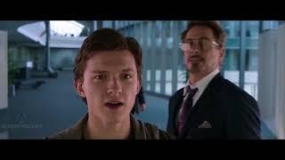 Spider-Man: Homecoming Ending Scene