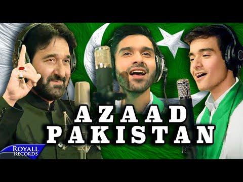 Azaad Pakistan | Nadeem Sarwar | Ali Shanawar | Ali Jee