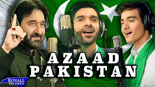 Video Azaad Pakistan | Nadeem Sarwar | Ali Shanawar | Ali Jee download MP3, 3GP, MP4, WEBM, AVI, FLV September 2017