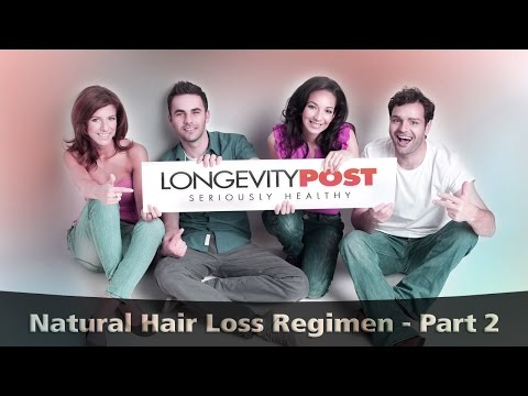 The Story of a Natural Hair Loss Regimen (Immortal hair) - Part 2