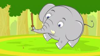 The Elephant vs the Ant