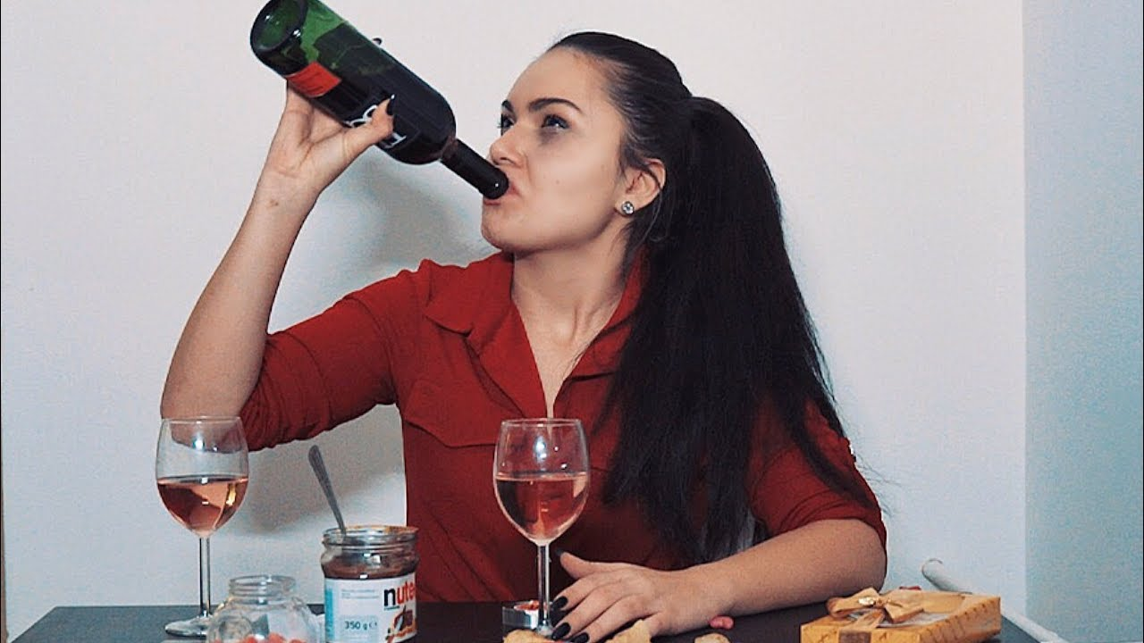 Typy žien na Valentína | Wine girls
