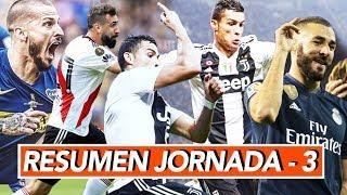 Baixar Partidazo BOCѦ vs RlVER I Gol de Cristiano I Gana el MѦDRlD I Resumen Jornada GOL DE HOY