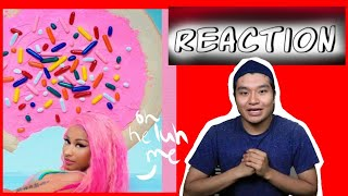 Nicki Minaj FEAT. Lil Wayne Good Form Official Music Video REACTION Video