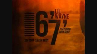 6 Foot 7 Foot 8 Foot Bunch - Lil Wayne (Lyrics)