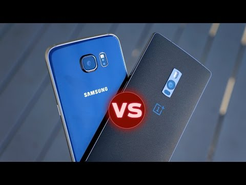 OnePlus 2 vs Galaxy S6: The $300 Difference