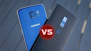 OnePlus 2 vs Galaxy S6: The $300 Difference   Pocketnow