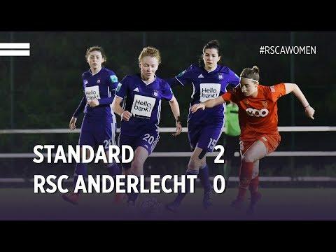 Superleague Playoffs: Standard de Liège 2-0 RSCA