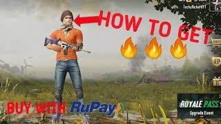 How to Get leopard cloth Mask in PUBG Mobile Easy Way pubgclothmask pubgtrick
