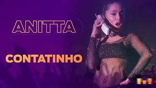 Anitta na Maratona da Alegria - Contatinho #FMDODIA