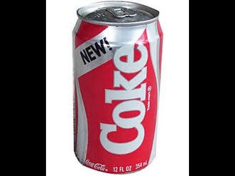 New Coke: 30 Years Later - YouTube