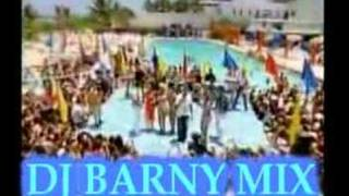 AYER LA VI - VIDEO RMX DJ BARNY MIX - DON OMAR