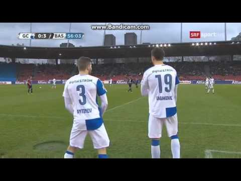 Grasshopper Club Zürich vs. FC Basel (0:4) - 14.02.2016 - Full Game