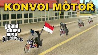 Konvoi Motor Drag - GTA San Andreas Mod