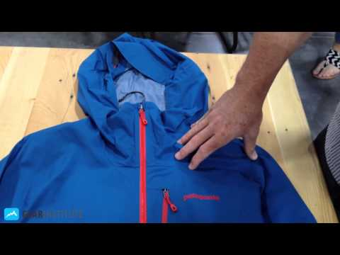 Patagonia - Stretch Rain Shadow Jacket