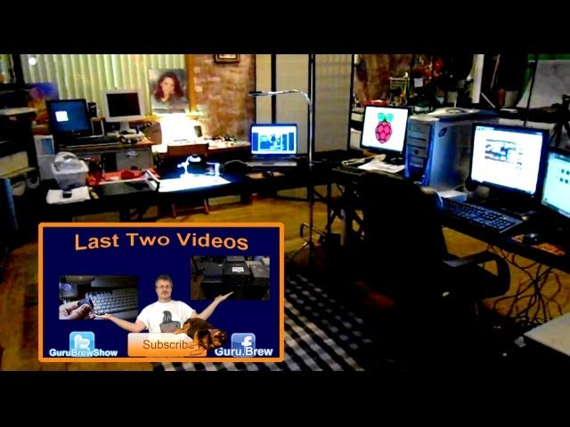 Crazy Simple Motor and Setting Up Work Table for Electronic Projects Travel Video