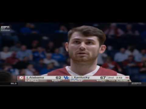 Alabama vs Kentucky | SEC Tournament Semifinals