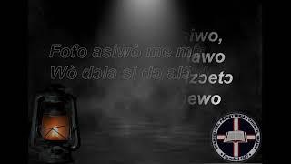 Fofo asiwò me mietsↄ Wò dↄla si dↄ alɔ̃ dee(Ewe Hymn 577)