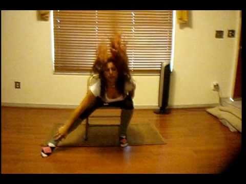 Burlesque Chair Dance  YouTube