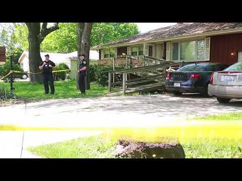 VIDEO: Police investigate apparent murder/suicide