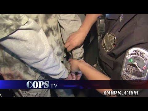 Late Night Dope Deal, Officer Emelia Santos, COPS TV SHOW
