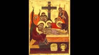 تقاريظ جناز المسيح - يا يسوع الحياة - ترانيم اسبوع الألام