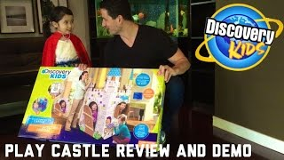 Discovery Kids Toy Play Castle Review and Demo - Georgie Diaries Toy Review
