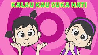 KALAU KAU SUKA HATI  ♥ If You Happy And You Know It Lagu Anak dan Balita Indonesia