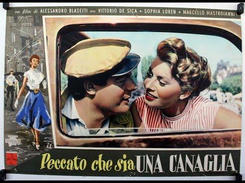 Peccato che sia una canaglia  (Too Bad She's Bad ) - Sophia Loren