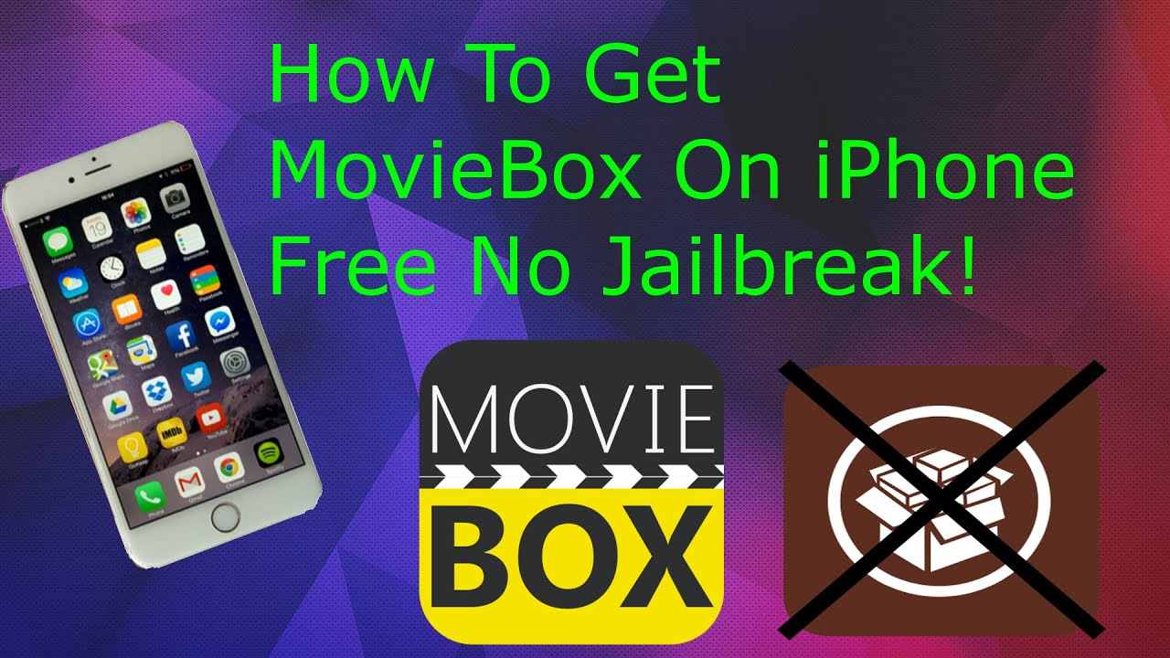ShowBox on iPhone For Free iOS 10.x  [No JailBreak] [January 2017 ...