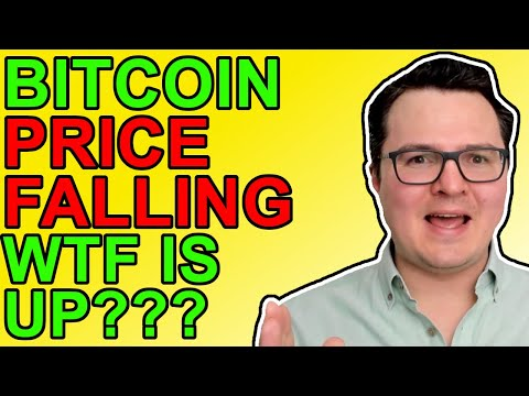Bitcoin Price Falling, Here's What You NEED To Know!