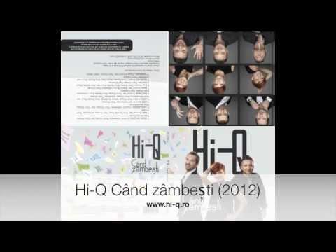 Hi-Q - Cand zambesti (de pe albumul Cand Zambesti 2012)