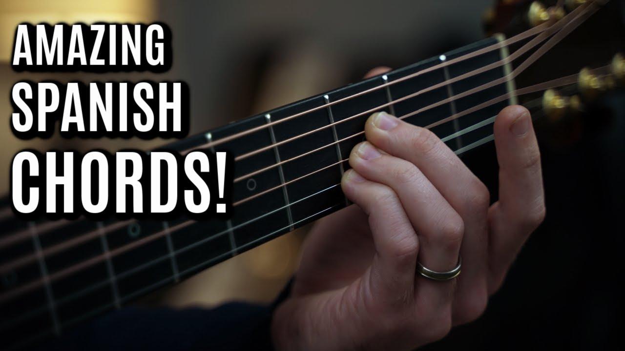 This SPANISH Chord Progression Works Like Magic