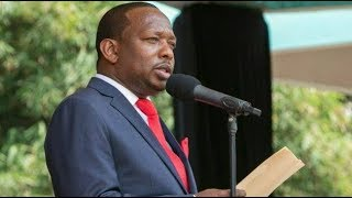 RECLAIMING NAIROBI: Governor Mike Sonko\'s latest salvo sends chills among cartels
