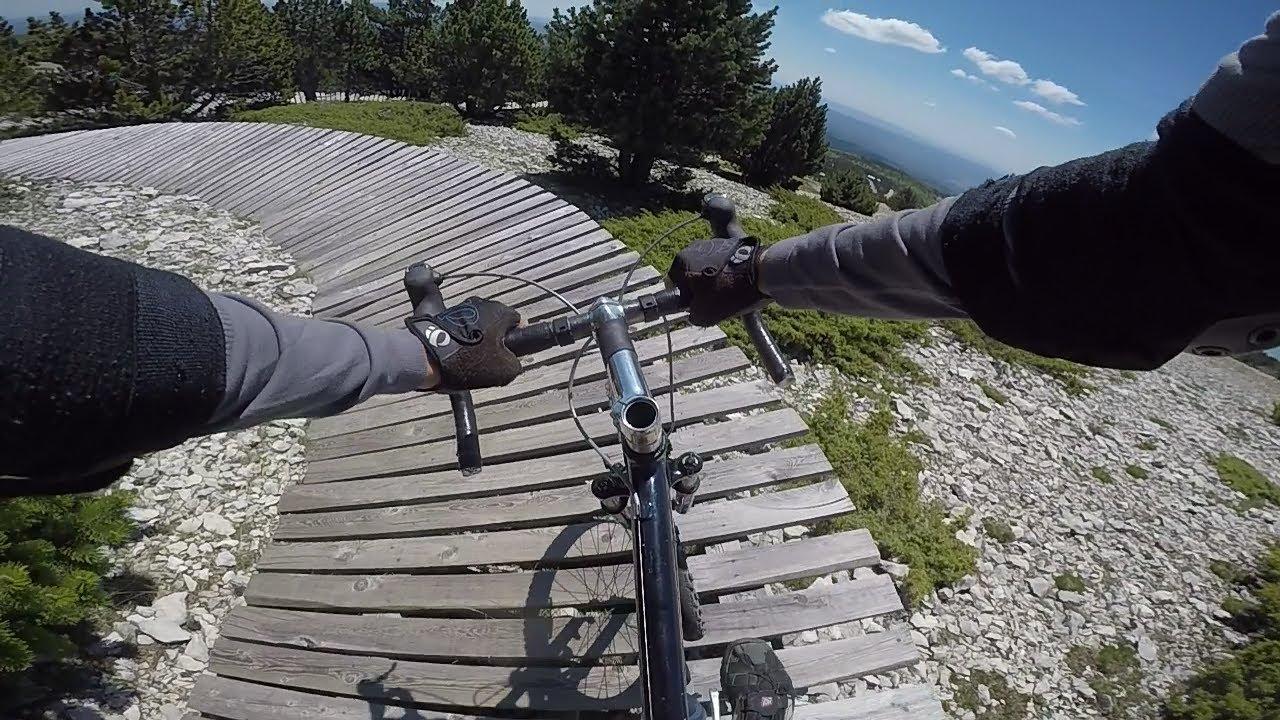 mont ventoux descente vtt cot u00e9 sud