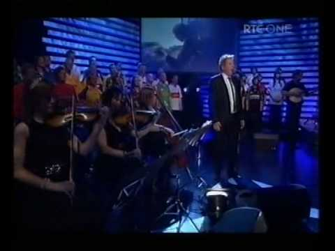 Tommy Flemming (May we never have to say goodbye)Late late show