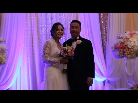 Thanh and Cynthia Wedding Highlights
