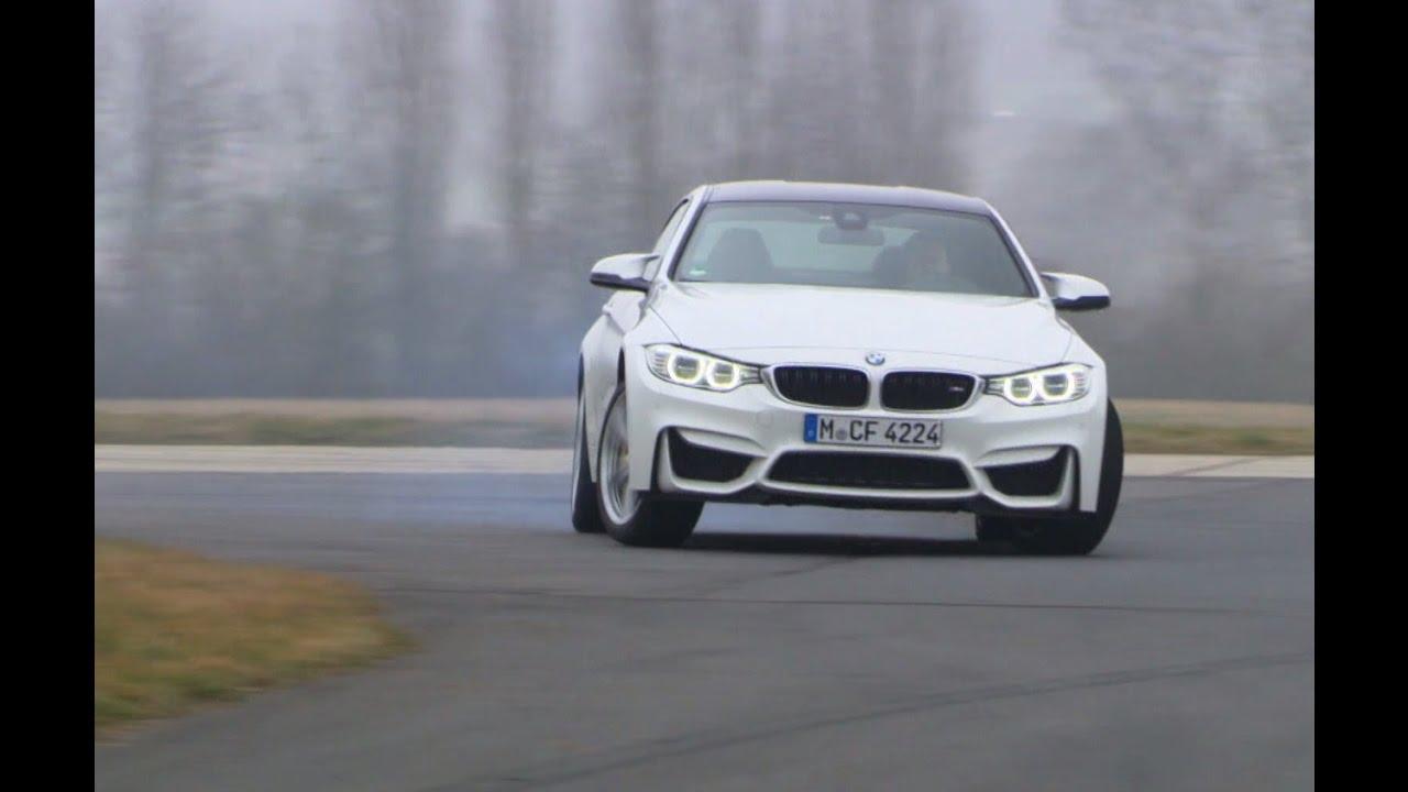 BMW M4: Aus Spaß am Driften - Die Tester | auto motor und sport ...
