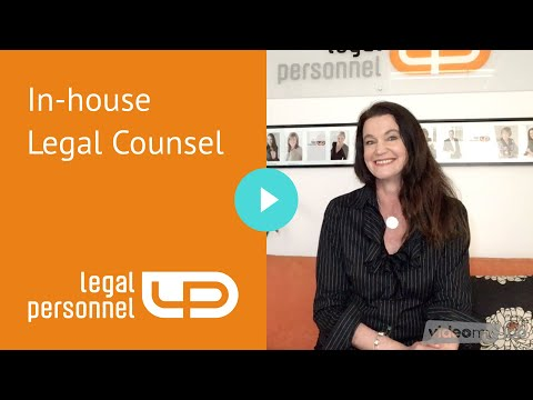 In-house Legal Counsel