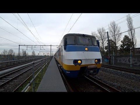 Train Driver's POV Gouda Goverwelle - Rotterdam SGM 2017