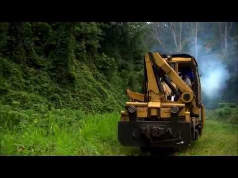 Chris Tarrant: Extreme Railways - Congo's Jungle Railway (Episode trailer HD)