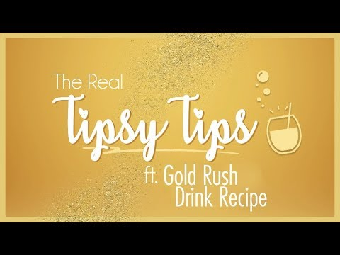 WEB EXCLUSIVE: Make This Delicious Gold Rush Cocktail!