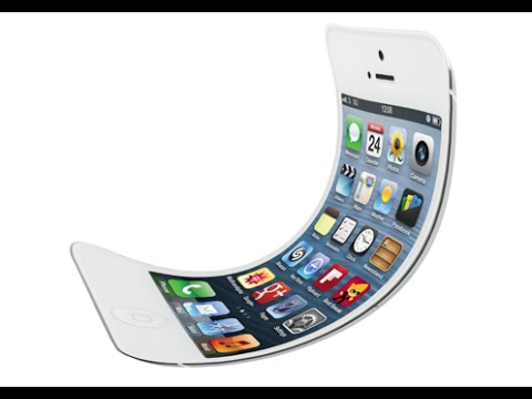 Apple Has Patented A Flexible, Bendable iPhone!