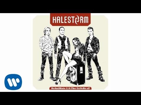 Клип Halestorm - Get Lucky