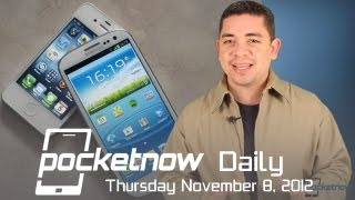 Galaxy S III Sales Beat iPhone, LTE iPad mini Shipping Soon, AT&T FaceTime & More - Pocketnow Daily