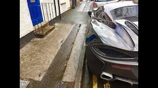 Supercars in Alderley Edge - Tuned Ferrari 458 Italia, McLaren 720S, McLaren 540C and more