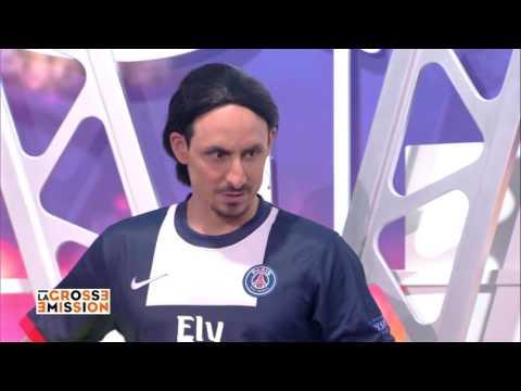 Zlatan VS Djibril Cissé